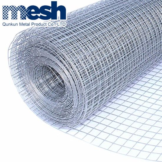 High Quality Galvanized Welded Wire Mesh Supplier