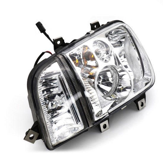Original FAW Truck Spare Parts Front Lamp/ Headlight/ Tail Light for FAW Truck with SGS Certification