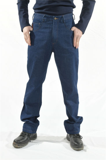 Fire Retardant Clothing Fr Flame Resistant Denim Cargo Work Pants