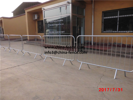 China Traffic Barriers Movable Control Barrier Road Safety Barriers