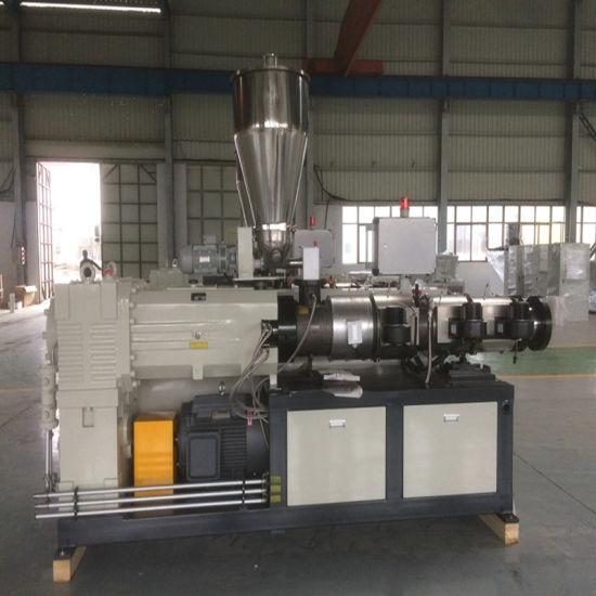 Hot Sale Plastic Compounding Extruder Machine