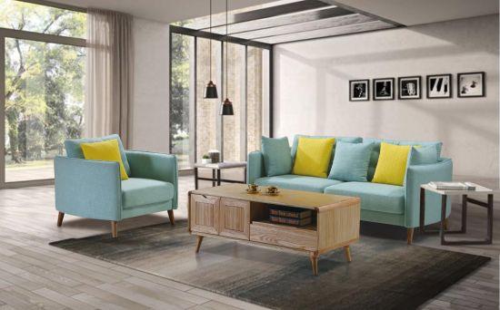 China 48 Hot Selling Euro Design Fabric Sofa Modern Sofa Home Sofa Gorgeous Euro Modern Furniture