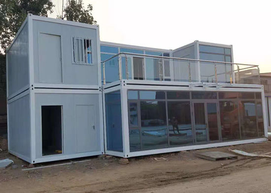 China Comfortable One Bedroom Flat Pack Easy Assemly Container House For Sale China Modular Home Prefabricated Building