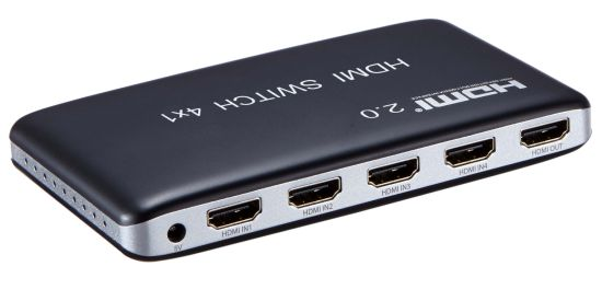 4*1 HDMI 2.0 Switch with 4K@60Hz Hdr pictures & photos