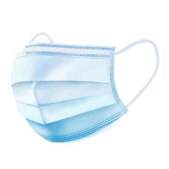 3ply Medical Disposable Surgical Face Mask Ce ISO