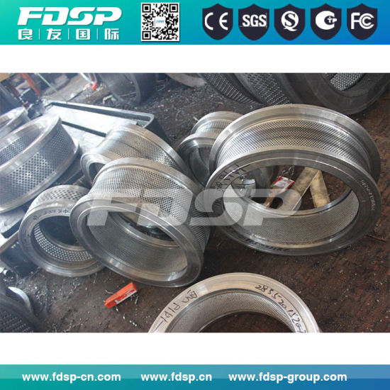High Hardness Stainless Steel Pellet Mill Die/Ring Die for Sale pictures & photos