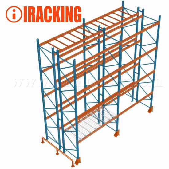 heavy duty metal storage shelving steel racking warehouse pallet rack - Heavy Duty Storage Shelves
