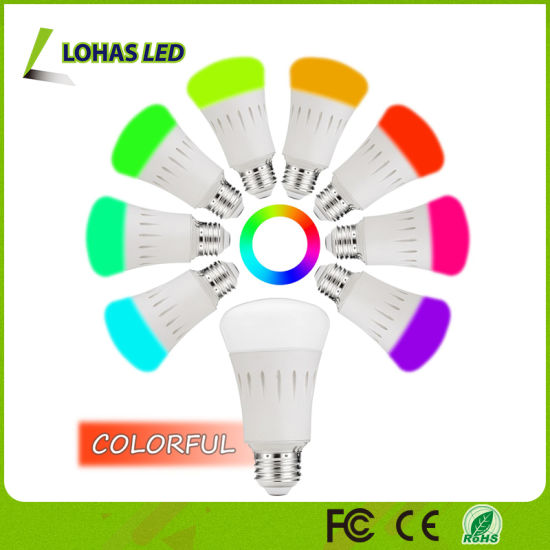 Long Distance Controlled Wifi Smart Led Light Bulb Work With