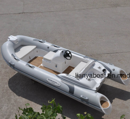 Liya 4 3m PVC Inflatable Boat Hard Bottom Dinghy for Sale