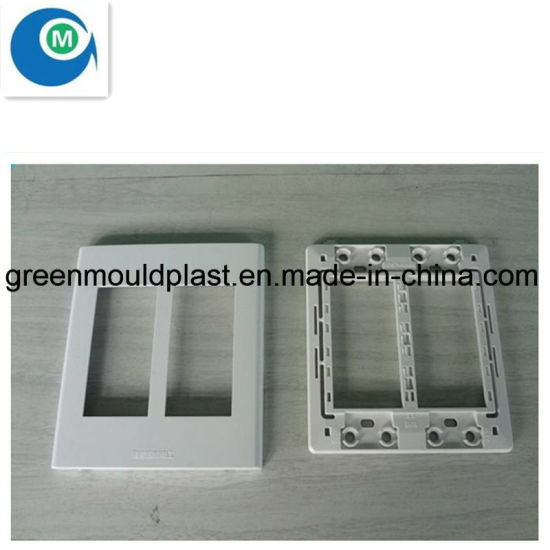 OEM Plastic Switch Socket Mould pictures & photos
