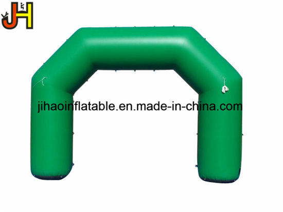 Outdoor Inflatable Sports Race Finish Line Arch for Advertising pictures & photos