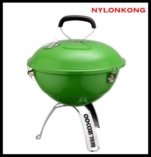 2017 New Style Hot Sale Fashion Portable Round BBQ Grill for Outdoor Camping pictures & photos