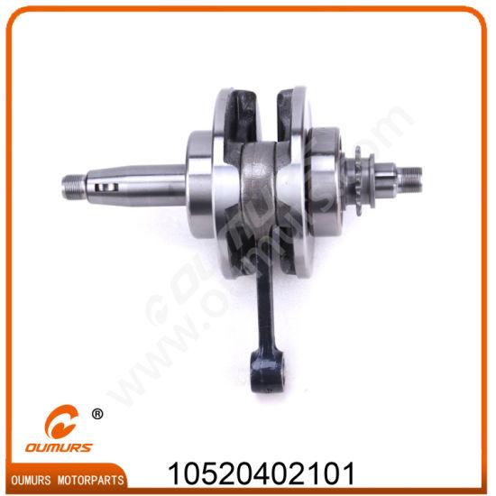 Engine Part Crankshaft Motorcycle Parts for Bajaj Boxer Bm150-Oumurs