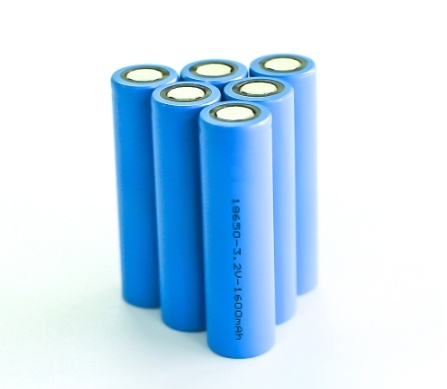 Ifr18650-1600mAh-3.2V LiFePO4 Rechargeable Battery Cell