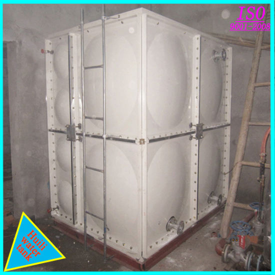 China 100 Cubic Meters Sintex FRP Water Tank Size - China Water