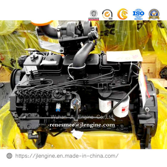 Factory Directly Supply 6BTA Diesel Engine 5.9L for Excavator