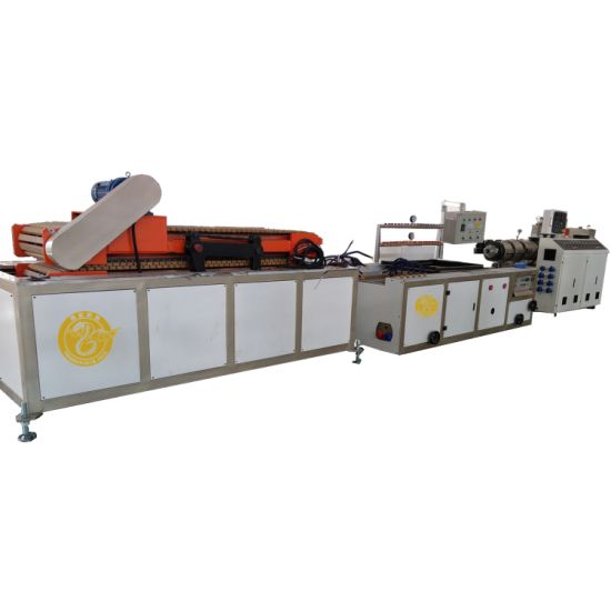 Made by Winsoar Plastic PE/PP/WPC/PVC Wallboard/ Partition Foam Board/PVC Ceiling Panel/Profile Making Machine Production Line