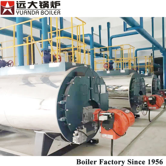 2018 Latest ISO Certificate Wns Gas/Oil Fired Steam Boiler pictures & photos