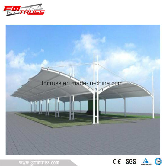 China Good Tensile Structures For Car Parking Design China Parking
