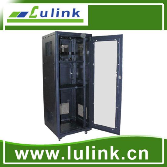 600X1000X47u Floor Stand Network Cabinet