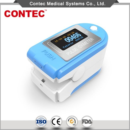 Bluetooth Pulse Oximeter with Pedometer