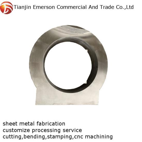 Professional Sheet Metal Fabrication Stainless Steel Bending Stamping Part