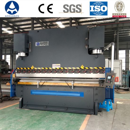 High Quality CNC Press Brake for Metal Plate Making