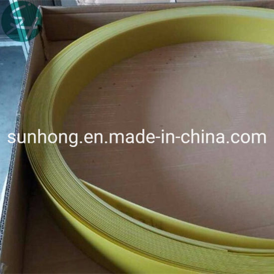 HDPE and Fiber Glass Doctor Blades for Paper Machine