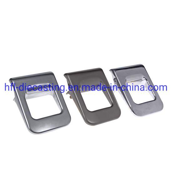 Hot Sale Zinc Alloy Car Door Parts Zinc Alloy Car Hardware Zinc Alloy Door Lock Handle