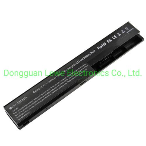 for Asus A32-X401 11.1V 5200mAh Black Laptop Battery