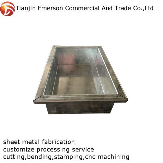 Stainless Steel Fabrication Company Custom Sheet Metal Fabrication