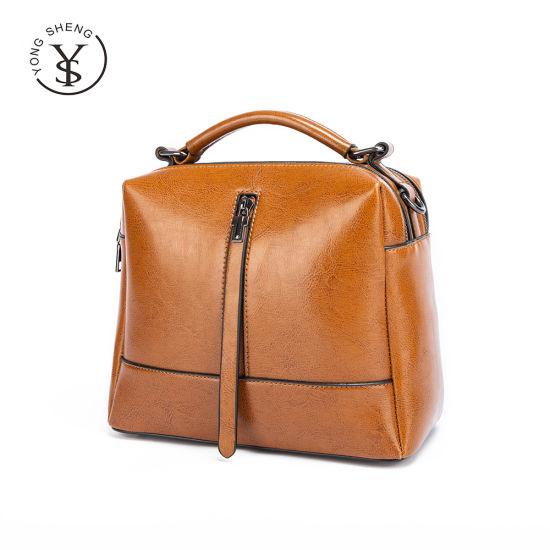 Hot Selling Luxury Purse Lady Leather Shoulder Handbags