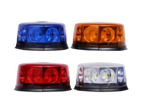Wholesale LED Strobe Traffic Warning Light with 10 Flash Modes