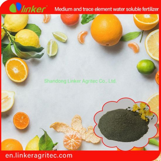 Carbon Enzyme Medium and Trace Element Full Water Soluble Fertilizer