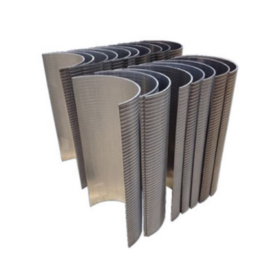 Curved Sieve Bend Screen Ss Hill Screen for Water and Effluent Treatment Filter