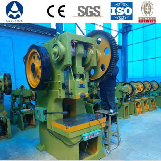 Automatic Power Press Machine Mechanical Stamping Power Press for Making Metal Parts