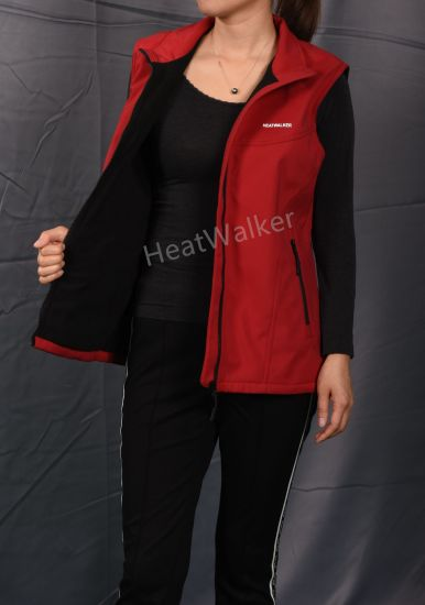 Comfortable Hot Sell Winter Body Warm Rechargeable Heated Vest pictures & photos