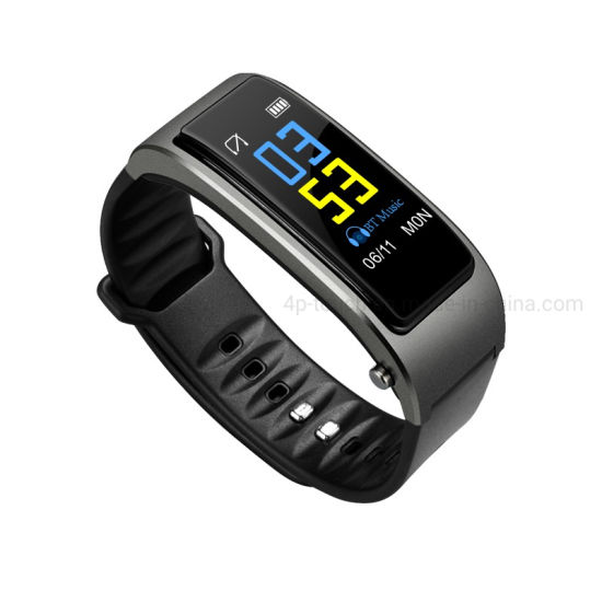 Latest Multi Sports Mode Bt 4.1 Heart Rate Monitoring Smart Bluetooth Bracelet with Calories Burned Detection Y3 Plus