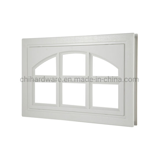 Cheap Price Automatic Garage Door Windows with Plastic Material for Sale