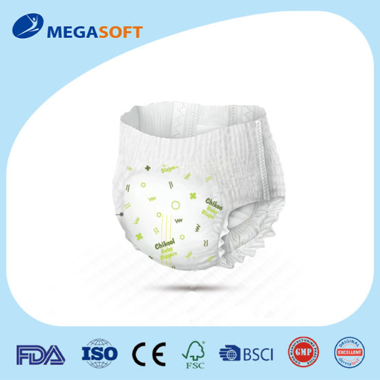 Good Quality Economic Disposable Baby Pants From Megasoft