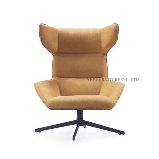 Nordic Simple Single Sofa Chair American Light Luxury Tiger Chair Living Room Lazy Lounge Chair