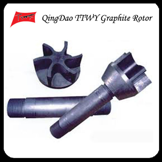 Direct Sale Customized Carbon Graphite Rotor-Mould