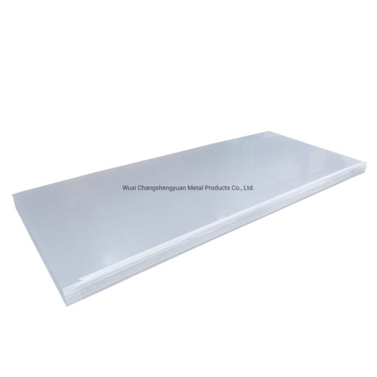 AISI Hot Rolled 304 Stainless Steel Sheet with 2b
