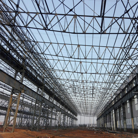 China Light Steel Structure Indoor Horse Riding Arena Hall