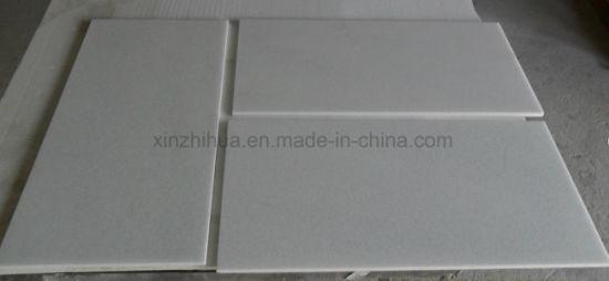 China Crystal White Marble Slab For FlooringWallBathroom Tile - Marble slab bathroom