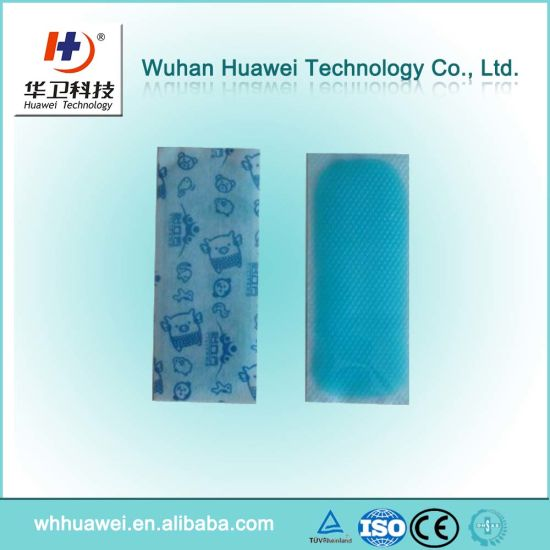 The Best Quality Wholesales Healthy Care Fever Cooling Gel Patch