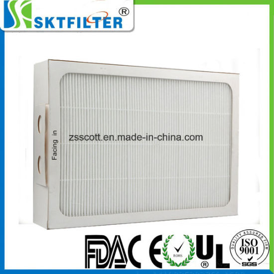 High Performance HEPA Filter for Filter Dust pictures & photos