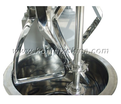 High Speed Dual Planetary Mixer Machine pictures & photos