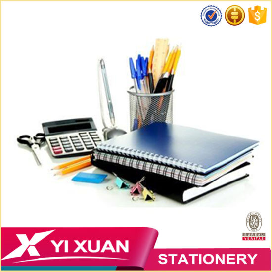 2017 Cheap Wholesale Custom Office And School Supplies Notebook Stationery  (YX STY001)