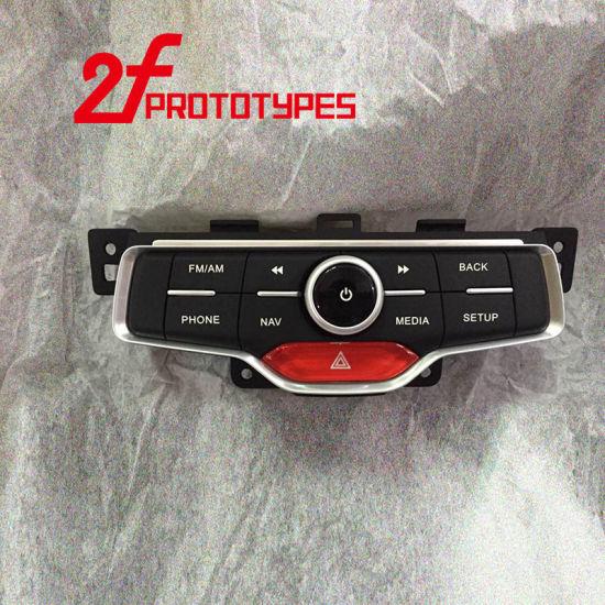 CNC Machining Metal Auto Parts Machine Plastic Injection Molds China Famous OEM Rapid Prototypes